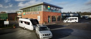 Salop Leisure Shrewsbury