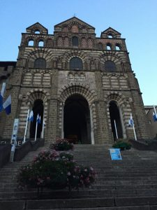 The Cathédrale Notre-Dame du Puy
