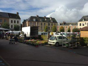 Market day in Doudeville