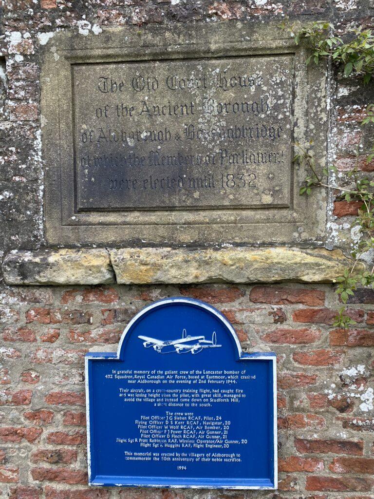 Roman Ramble memorial